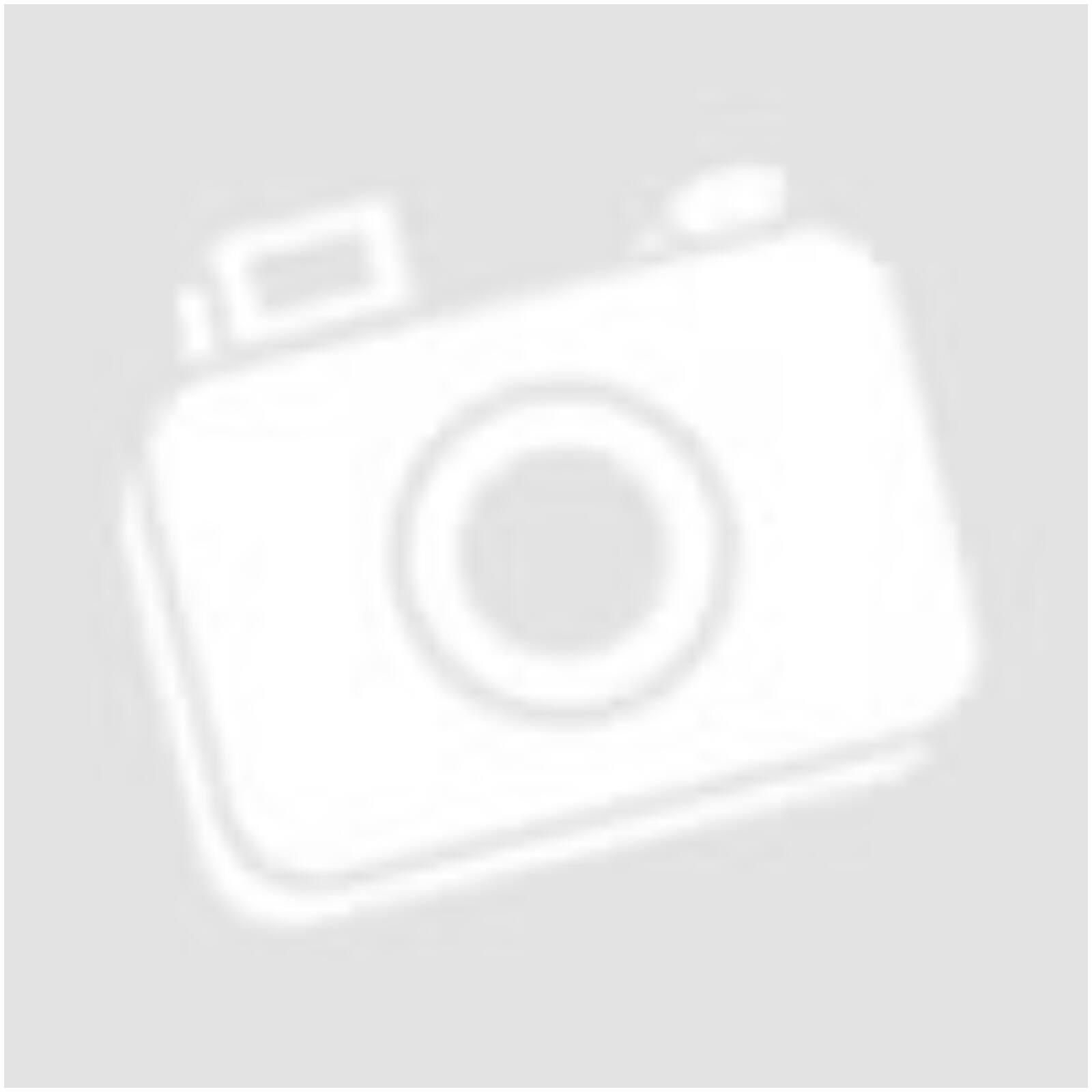 Hajgumi fekete karika pamut 4db / csomag